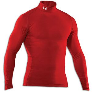 Under Armour Coldgear Game Day Compression Mock   Mens   Training