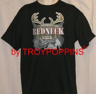 Redneck Life Hot Girls Deer Hunting Gear Apparel T Shirt Graphic