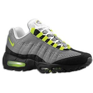 Nike Air Max 95 EM   Mens   Running   Shoes   Cool Grey/Black/White