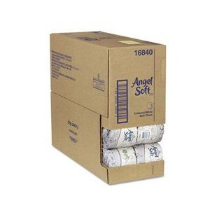 Two Ply Angel Soft Performance Sheet Premium Bathroom Tissue