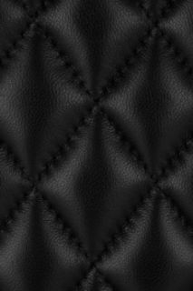 H by Harris Quilted leather iPad case
