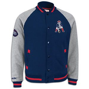 Mitchell & Ness NFL Competitor Jacket   Mens   New England Patriots