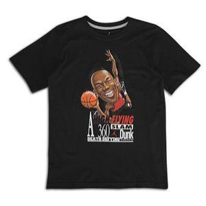 Jordan Retro 4 360 Slam N T Shirt   Boys Grade School   Basketball