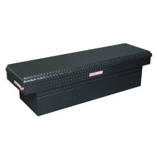 Weather Guard 127 5 01 Black Single Lid Full Size Aluminum Box