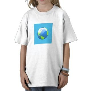 Planet Earth Tee Shirt