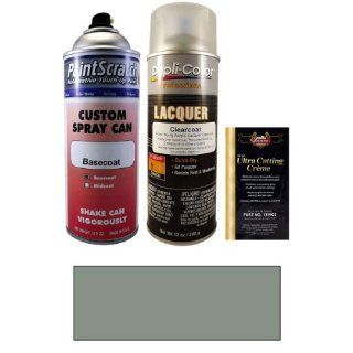 12.5 Oz. Silent Silver Metallic Spray Can Paint Kit for 1998 Mazda MPV