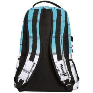 Hurley Honor Roll Backpack Skate School Bag Blue New