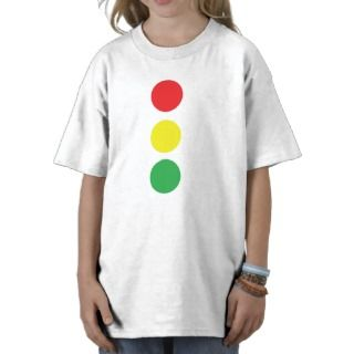 stop light icon shirts