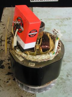 3750W Generator Head Assy Briggs Power Husky 209406GS Model 030438 0