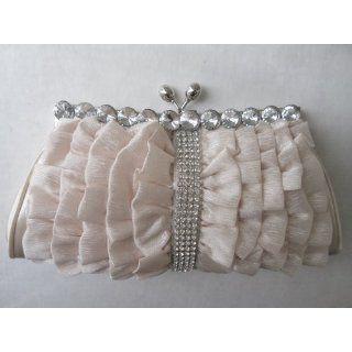 136 Satin Evening Prom Wedding Handbag bag purse clutch