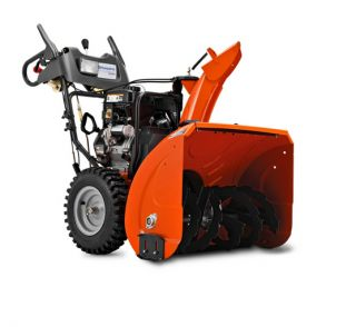 husqvarna 1830hv 30 two stage snow blower 18 gross torque snow thrower