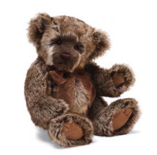 Gund Huxley 20 Plush Brown Teddy Bear