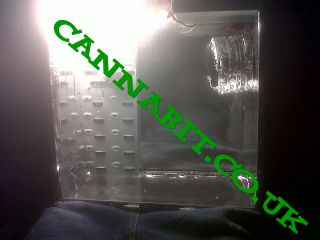 Stealth PC Hydroponic PC Grow Box Stealth Plant Hydro Box Tower