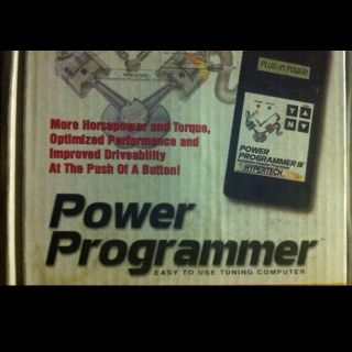 Hypertech Power Programmer III for Chevrolet GMC