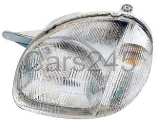 Hyundai Atos 1998 2000 Electric Headlight Front Lamp Driver Side Left