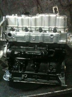 Hyundai Galloper Diesel Engine 2 4L Remanufactured D4BH