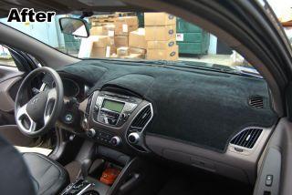Hyundai Tucson 2010 2012 Custom Fit Dash Mat Cover Board Dashcover