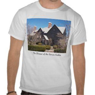 House of the Seven Gables Salem t shirt