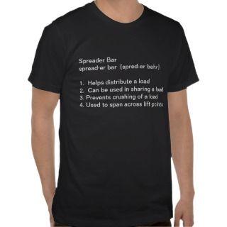 Spreader Bar T Shirt