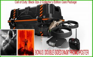 DUTY BLACK OPS 2 XBOX 360 CARE PACKAGE LIMITED EDITION