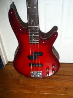 GIO IBANEZ SOUNDGEAR 4 STRING ELECTRIC BASS GUITAR 22 frets, Active