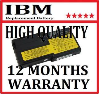 New 6 Cell Battery Pack IBM ThinkPad R40e 4400mAh 48Wh