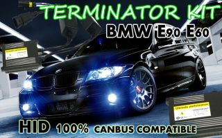 HID Xenon Conversion Slim Kit H7 35W E90 BMW Fog Light E60