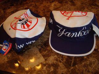 New York Yankees 90s Painter Hat Cap Vintage Painters