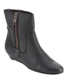 Steven by Steve Madden Idalia Leather Ankle Boot