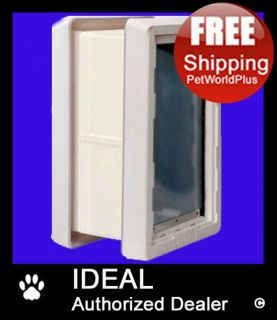 Ideal Ruff Weather Pet Dog Puppy Insulated Door Wall Kit All Sizes
