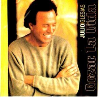 Julio Iglesias Gozar La Vida CD Single Mexico Columbia