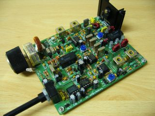 QRP SSB 40M Transceiver Kit Ham Radio Transceptor Iler 40