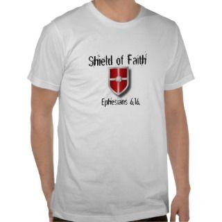 Christian Warrior T Shirts