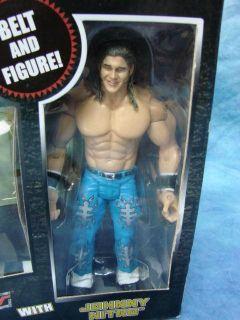 Championship Belt Johnny Nitro Entertainment Inc 2006