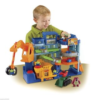 Fisher Price Imaginext Disney Pixar Toy Story 3 Tri County Landfill