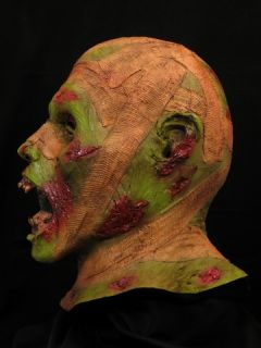Imhotep Halloween Horror Latex Mask Prop New