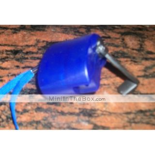 USD $ 4.19   Dynamo Hand Crank USB Cell Phone Emergency Charger,