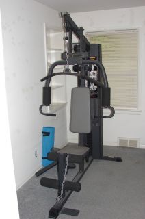 Impex Powerhouse Home Gym Model Wm 1501