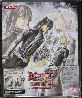 Gray Man Trading Card Game Official 4 Pocket Binder Japanese