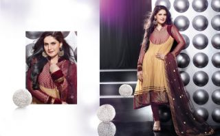 Indian Bollywood Pakistani Designer Salwar Kameez Wedding Churidar