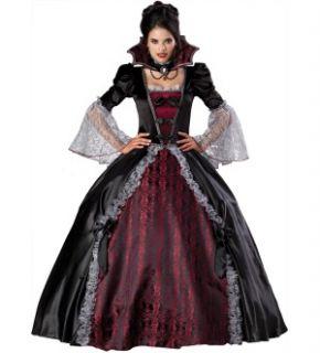 Vampiress of Versailles Elite Costume Adult Medium New