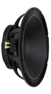 Peavey 1502 8 BW Black Widow 15 Bass Guitar Speaker 8 Ohm