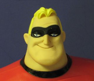 Incredibles Mr Incredible Talking Action Figure 14 1 2 Hasbro 2003