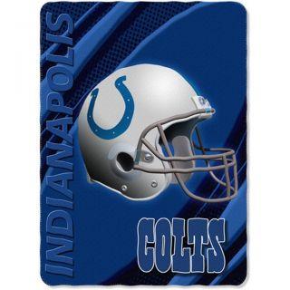 NFL 66 x 90 Fleece Blanket Indianapolis Colts