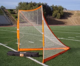 Lacrosse Portable Indoor Outdoor Nylon Net Sports Goal 6X6