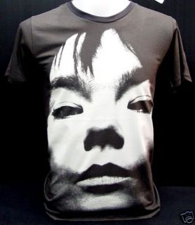 Bjork Sugar Cubes 80s Indie Punk Rock Retro T Shirt L