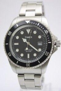 New Timex Men Classic Dress Steel Date Indiglo Watch T29781A
