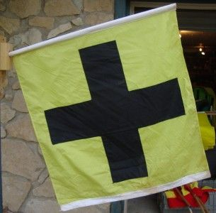 Race Course Flag IndyCar, Cart, Champ Car Yellow + Signals Ambulance