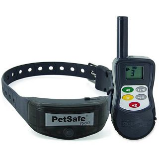 PetSafe Elite PDT00 13625 Big LARGE Dog Pet Trainer Collar (1000 yard