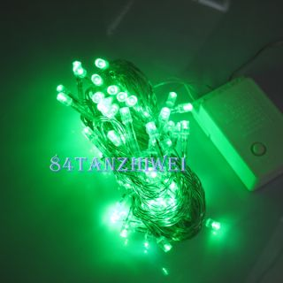 10m 100LEDs LED Christmas Party Xmas Tree Lights Decorative Light Gift
